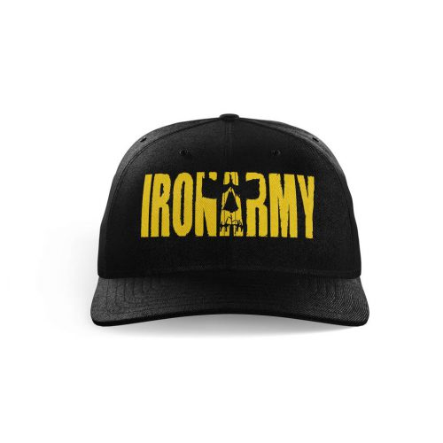 ironize pet ironize-iron-army-snap-back